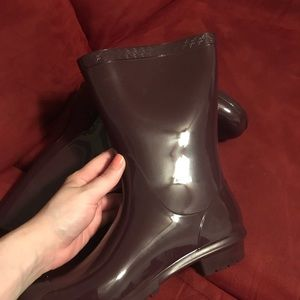 UGG Shoes - Ugg Short Rain Boots